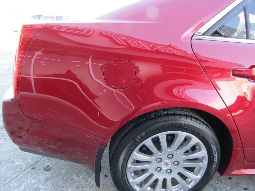 2012 Cadillac CTS Sedan 4dr Sedan 3.6L Premium RWD - 18675376 - 30