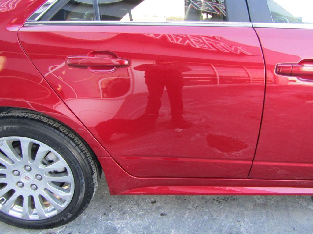 2012 Cadillac CTS Sedan 4dr Sedan 3.6L Premium RWD - 18675376 - 31
