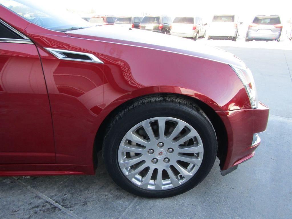 2012 Cadillac CTS Sedan 4dr Sedan 3.6L Premium RWD - 18675376 - 33