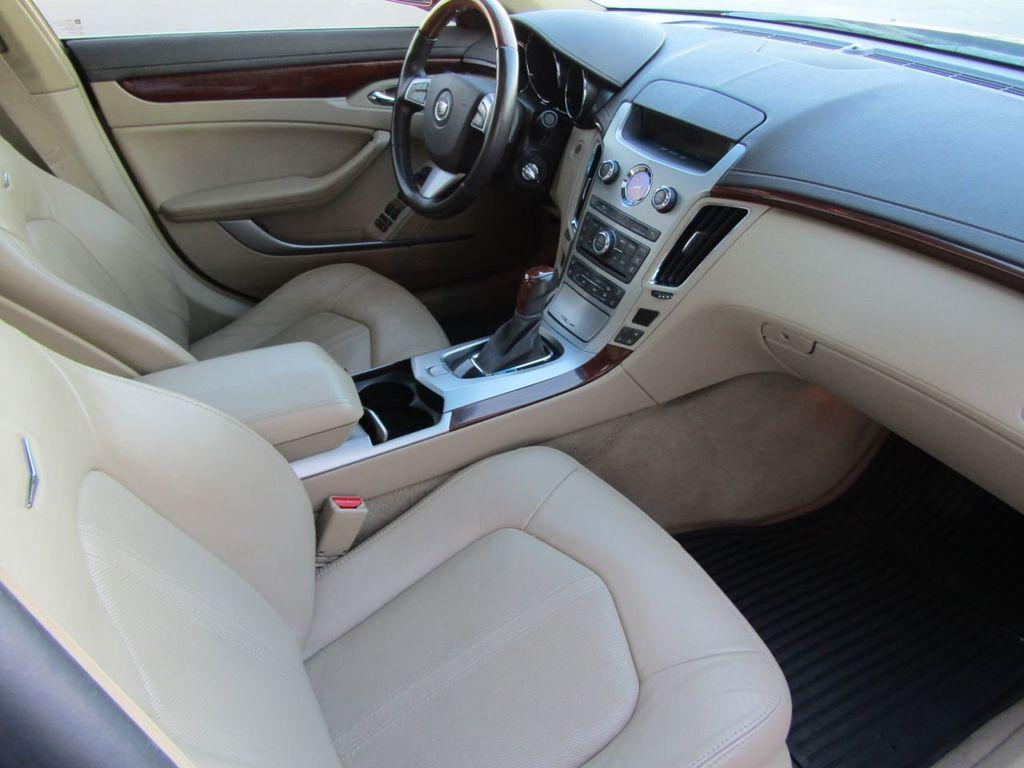 2012 Cadillac CTS Sedan 4dr Sedan 3.6L Premium RWD - 18675376 - 34