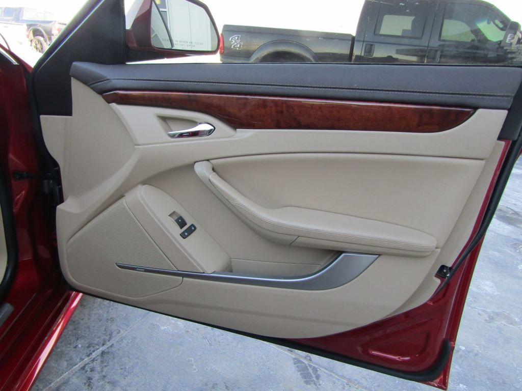2012 Cadillac CTS Sedan 4dr Sedan 3.6L Premium RWD - 18675376 - 35