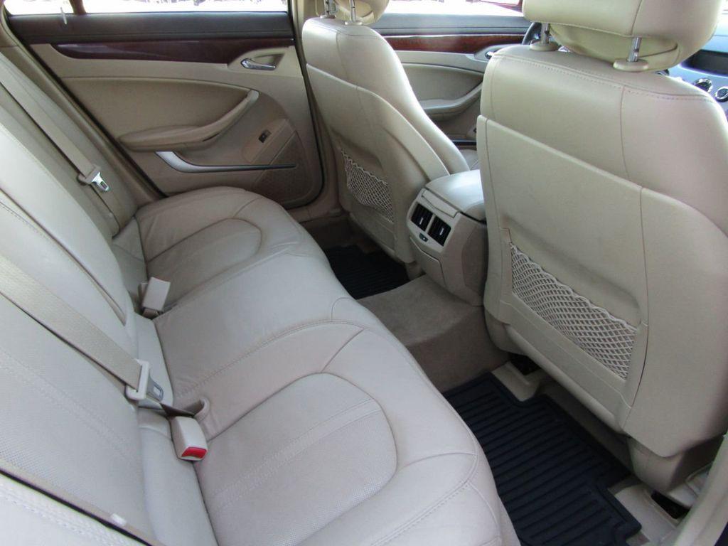 2012 Cadillac CTS Sedan 4dr Sedan 3.6L Premium RWD - 18675376 - 37
