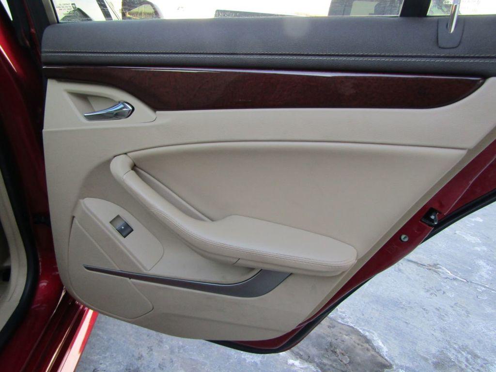 2012 Cadillac CTS Sedan 4dr Sedan 3.6L Premium RWD - 18675376 - 38