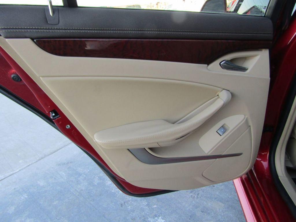 2012 Cadillac CTS Sedan 4dr Sedan 3.6L Premium RWD - 18675376 - 39