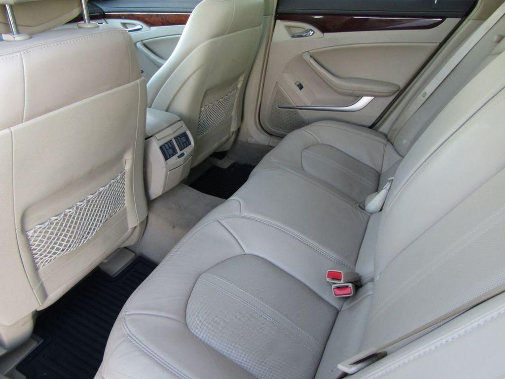 2012 Cadillac CTS Sedan 4dr Sedan 3.6L Premium RWD - 18675376 - 40