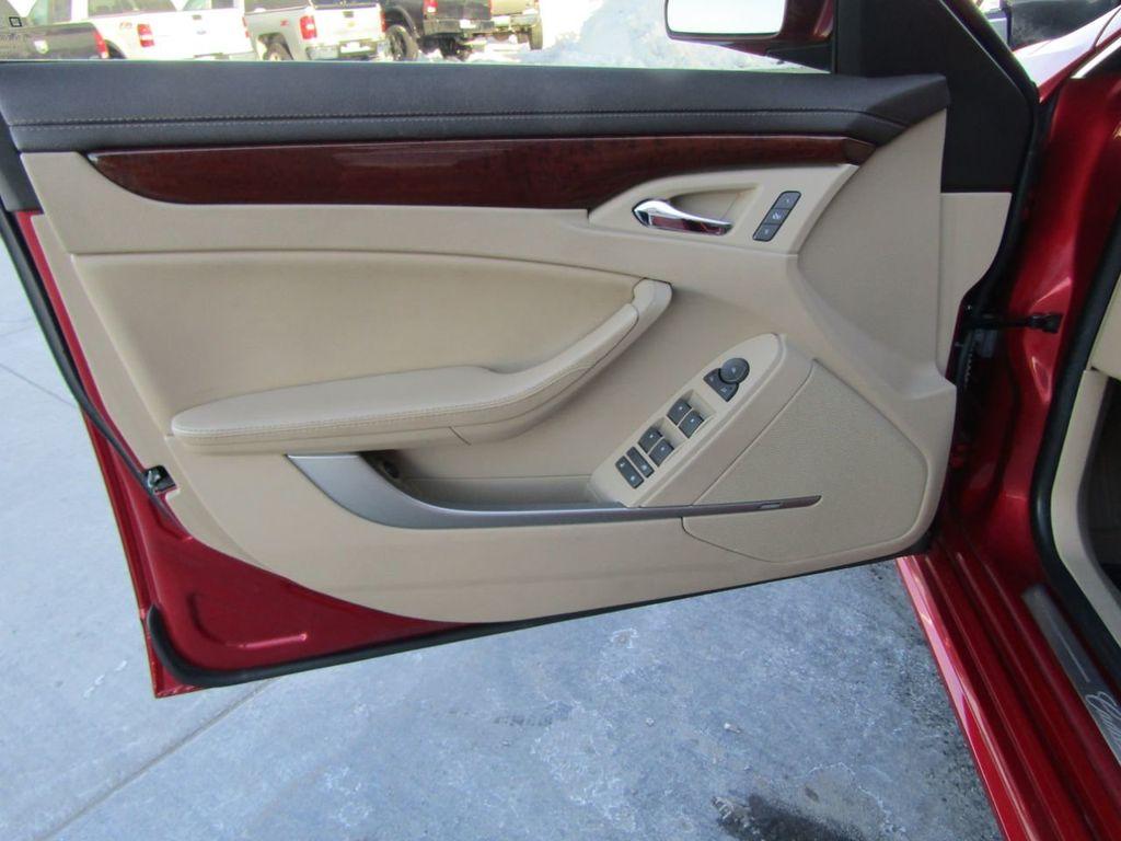 2012 Cadillac CTS Sedan 4dr Sedan 3.6L Premium RWD - 18675376 - 44