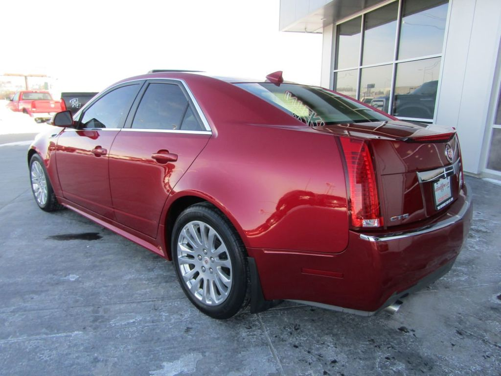 2012 Cadillac CTS Sedan 4dr Sedan 3.6L Premium RWD - 18675376 - 4