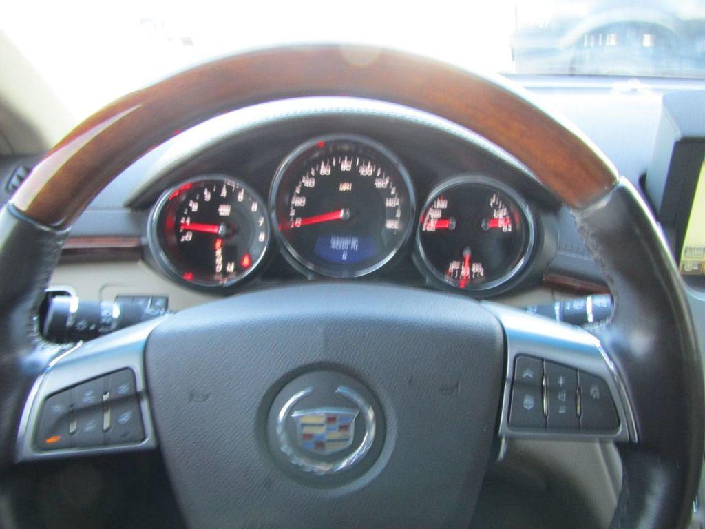 2012 Cadillac CTS Sedan 4dr Sedan 3.6L Premium RWD - 18675376 - 59