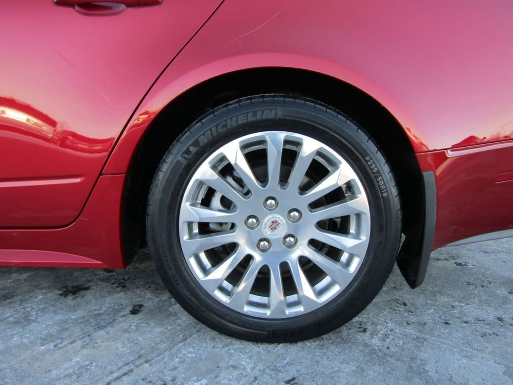 2012 Cadillac CTS Sedan 4dr Sedan 3.6L Premium RWD - 18675376 - 61