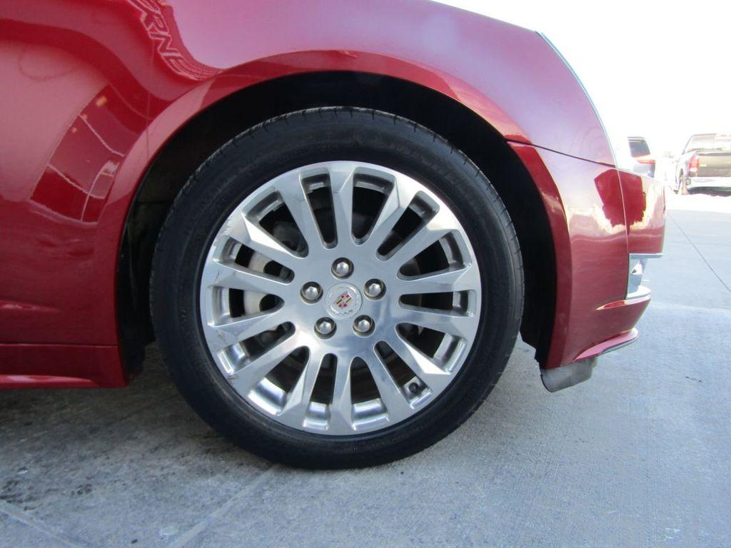 2012 Cadillac CTS Sedan 4dr Sedan 3.6L Premium RWD - 18675376 - 63