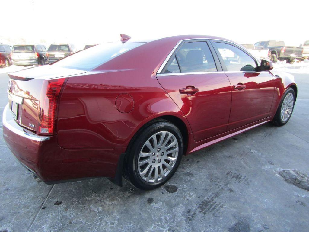 2012 Cadillac CTS Sedan 4dr Sedan 3.6L Premium RWD - 18675376 - 6