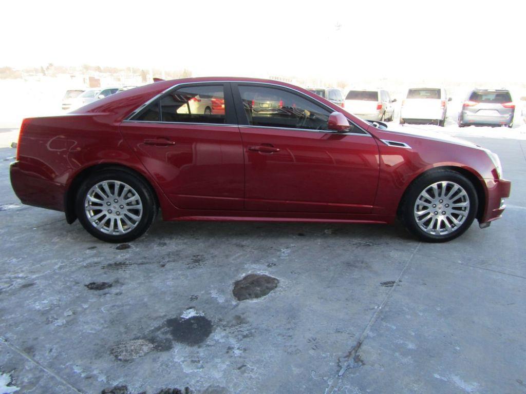2012 Cadillac CTS Sedan 4dr Sedan 3.6L Premium RWD - 18675376 - 7