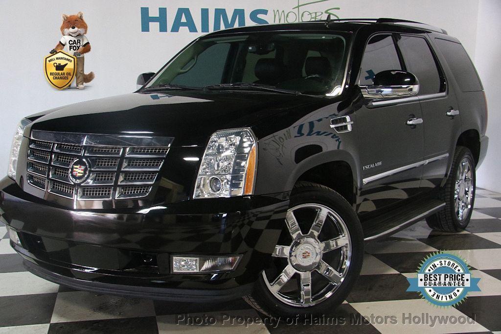2012 Used Cadillac Escalade 2WD 4dr Luxury at Haims Motors ...