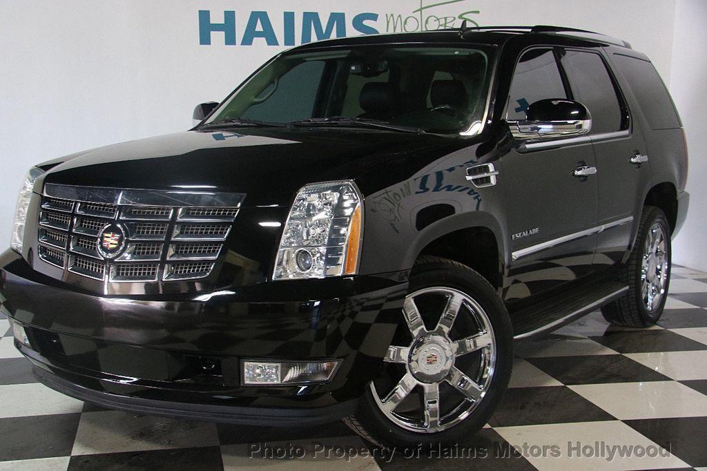 2012 Cadillac Escalade 2WD 4dr Luxury - 17382242 - 1