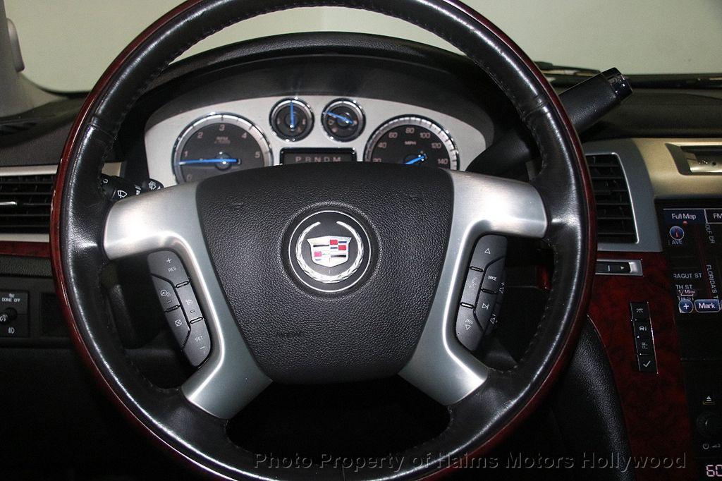 2012 Cadillac Escalade 2WD 4dr Luxury - 17382242 - 30