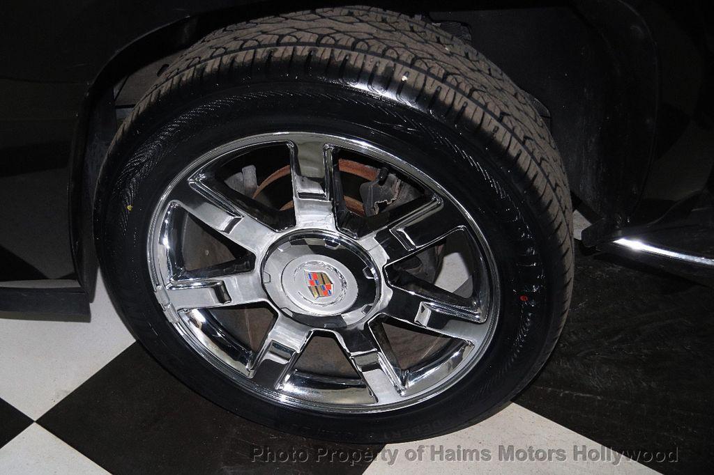 2012 Cadillac Escalade 2WD 4dr Luxury - 17382242 - 34