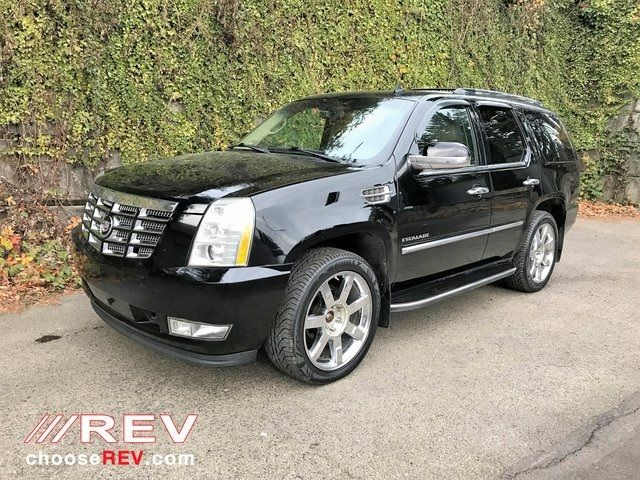 2012 Used Cadillac Escalade Luxury At Rev Motors Serving
