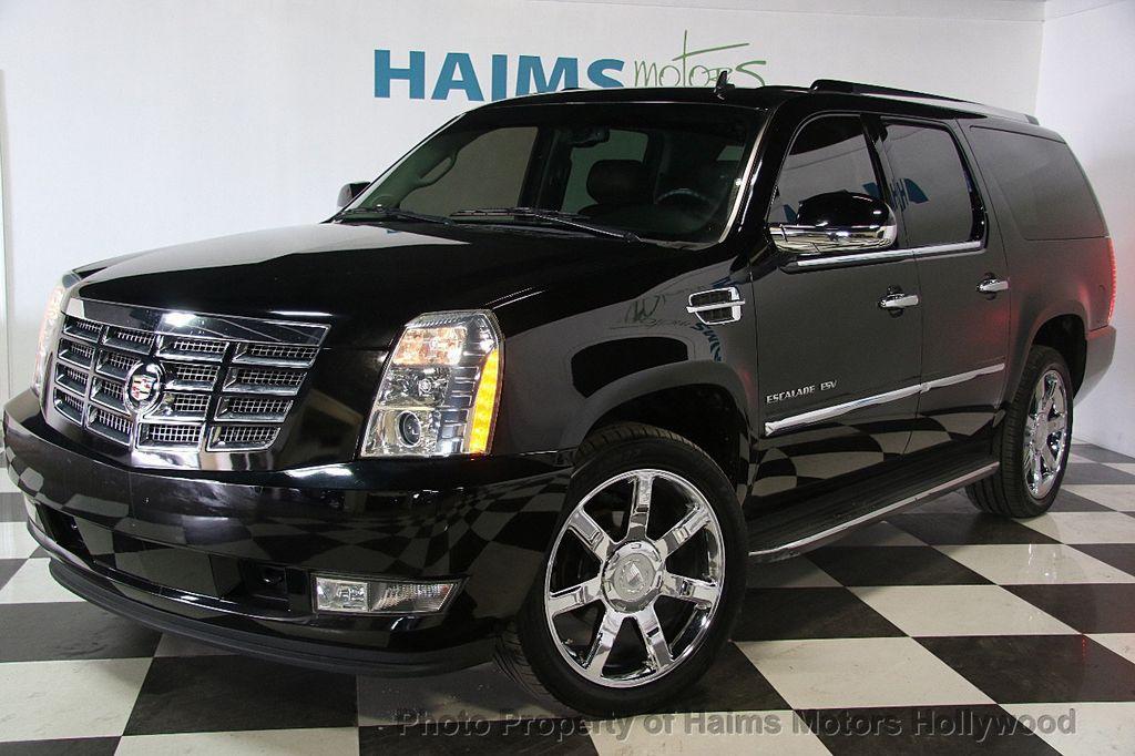 2012 Cadillac Escalade ESV 2WD 4dr - 17263774 - 1