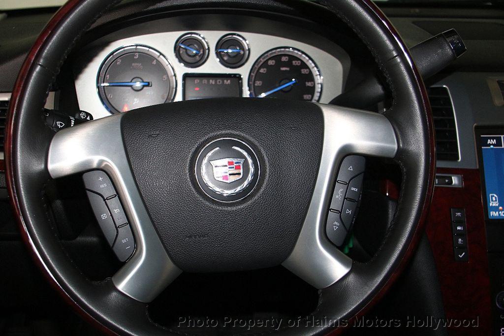 2012 Cadillac Escalade ESV 2WD 4dr - 17263774 - 28