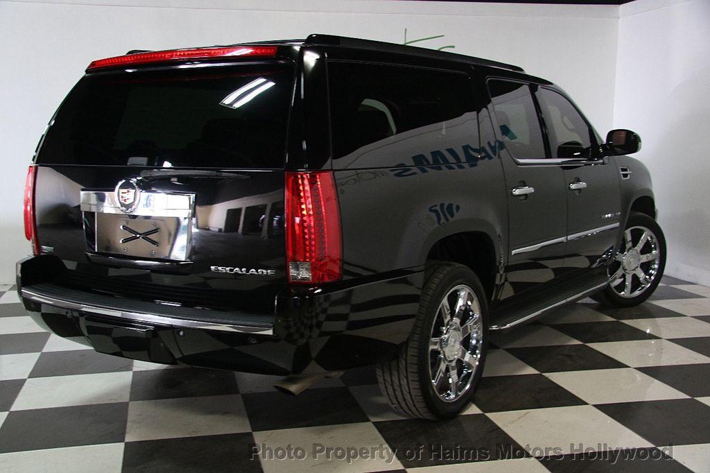 2012 Cadillac Escalade ESV 2WD 4dr - 17263774 - 6