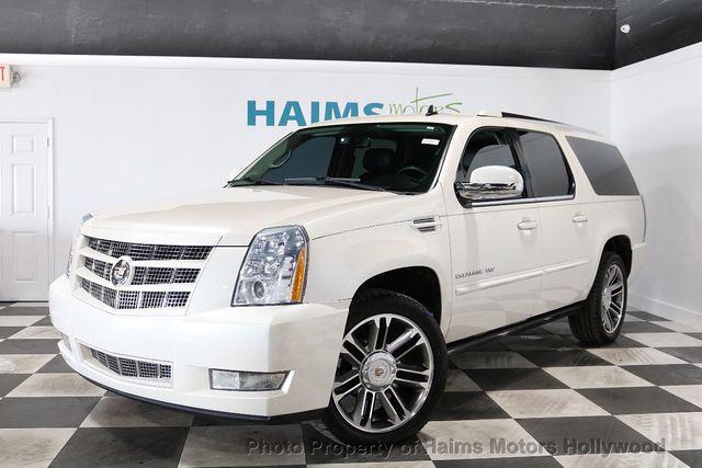 2012 Used Cadillac Escalade Esv 2wd 4dr Premium At Haims
