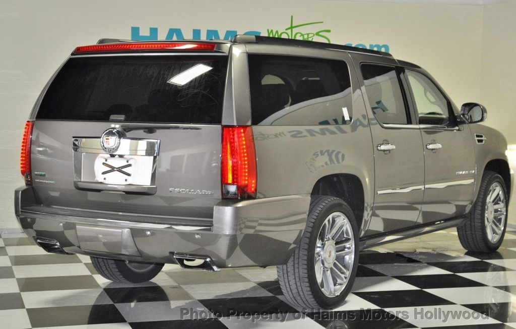 2012 used cadillac escalade esv awd 4dr platinum edition at haims motors serving fort lauderdale. Black Bedroom Furniture Sets. Home Design Ideas