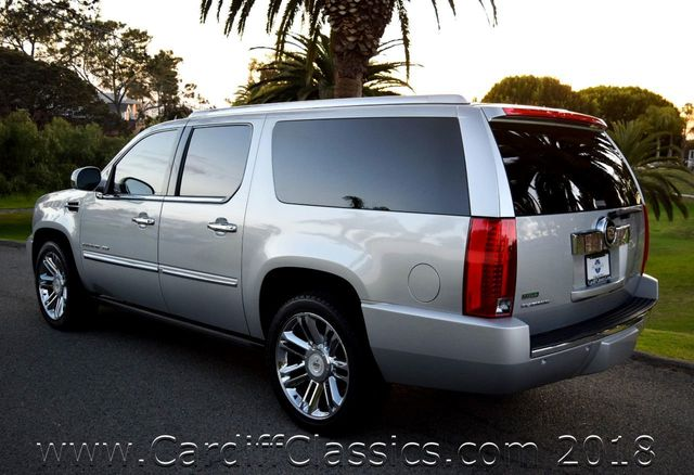 2012 Cadillac Escalade ESV AWD 4dr Platinum Edition - Click to see full-size photo viewer
