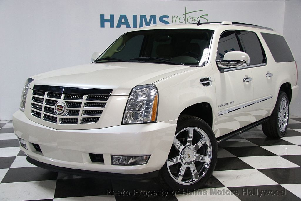 2012 Cadillac Escalade ESV Luxury - 16208088 - 0