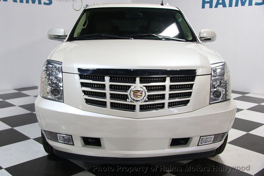 2012 Cadillac Escalade ESV Luxury - 16208088 - 1