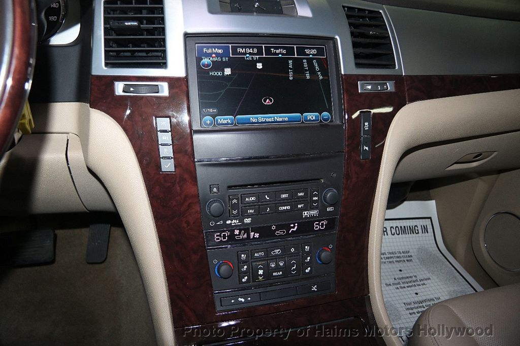2012 Cadillac Escalade ESV Luxury - 16208088 - 22