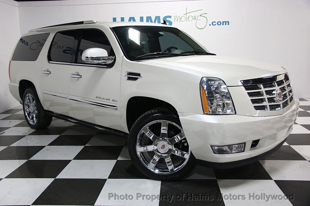2012 Cadillac Escalade ESV Luxury - 16208088 - 2