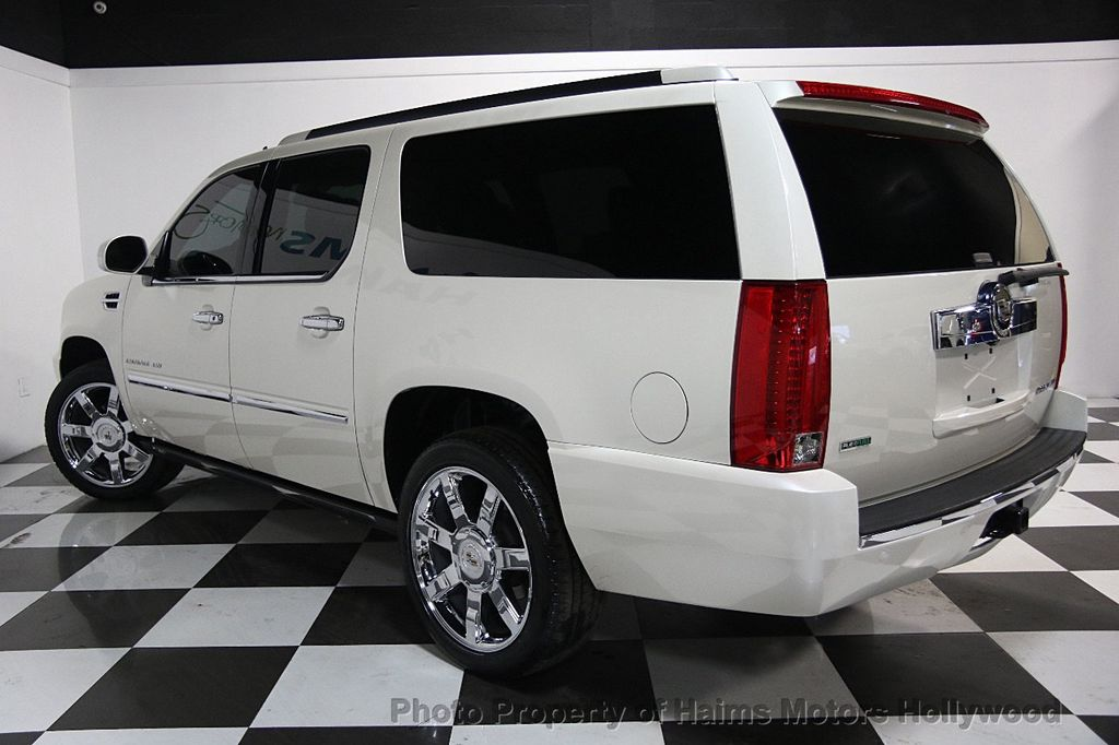 2012 Cadillac Escalade ESV Luxury - 16208088 - 3