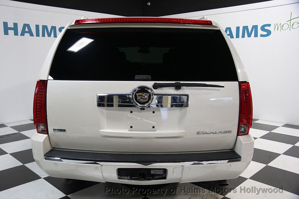 2012 Cadillac Escalade ESV Luxury - 16208088 - 4