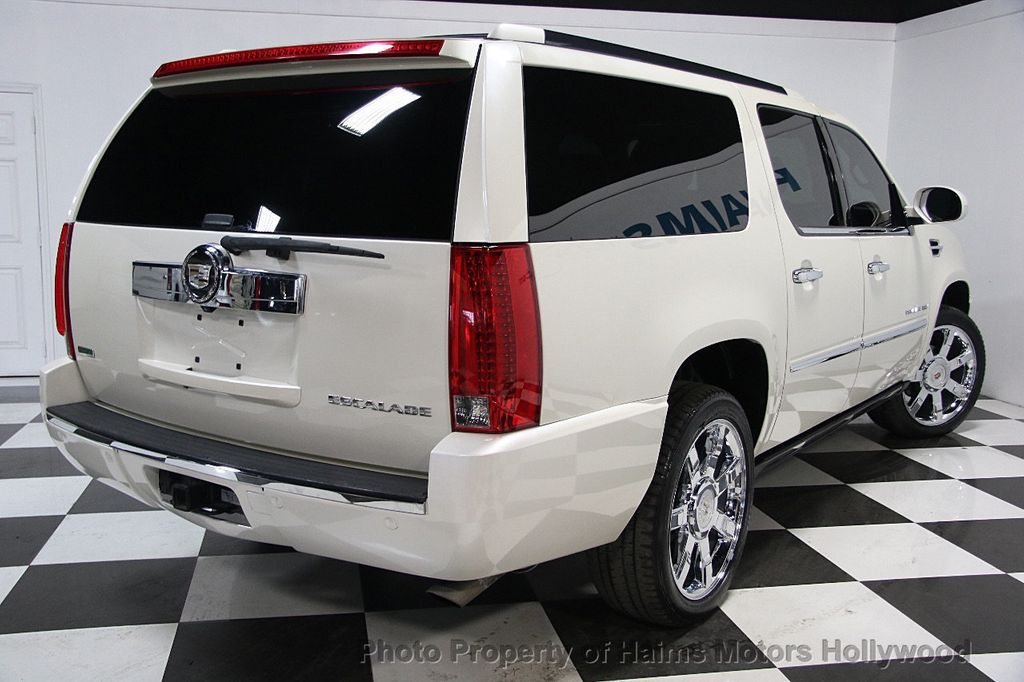 2012 Cadillac Escalade ESV Luxury - 16208088 - 5