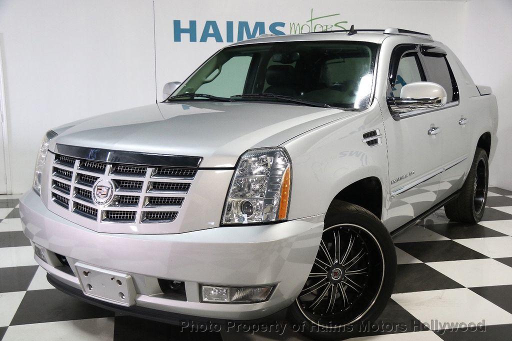 2012 Used Cadillac Escalade Ext Premium At Haims Motors