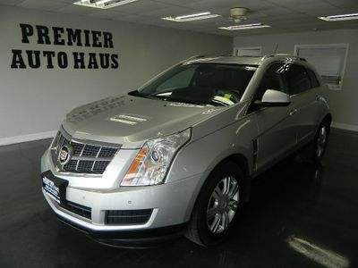 2012 Cadillac SRX 2012 CADILLAC SRX LUXURY COLLECTION SUV
