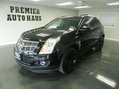 2012 Cadillac SRX 2012 CADILLAC SRX PERFORMANCE COLLECTION SUV