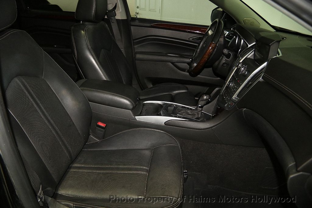 2012 Cadillac SRX FWD 4dr Luxury Collection - 16589510 - 14