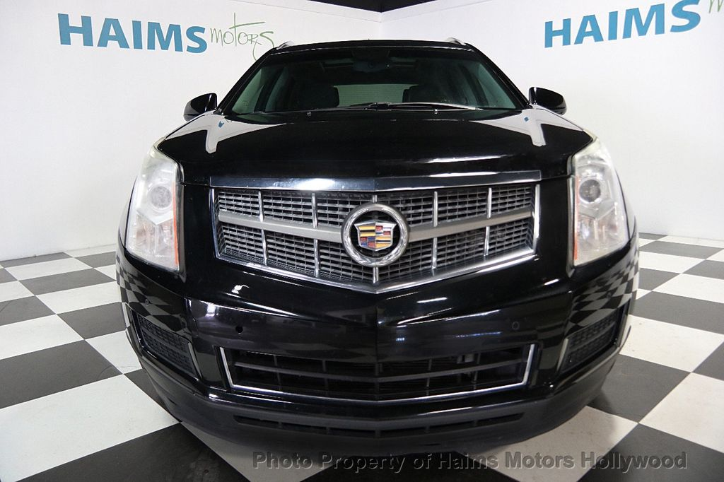 2012 Cadillac SRX FWD 4dr Luxury Collection - 16589510 - 1