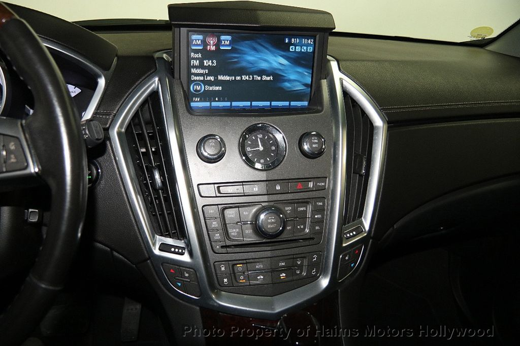 2012 Cadillac SRX FWD 4dr Luxury Collection - 16589510 - 20