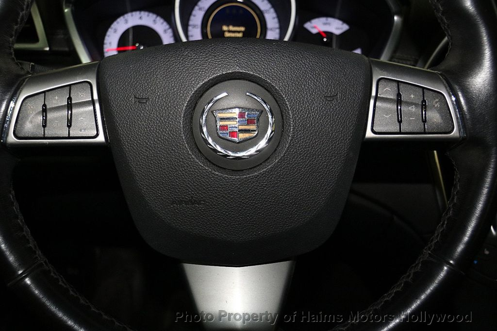2012 Cadillac SRX FWD 4dr Luxury Collection - 16589510 - 26
