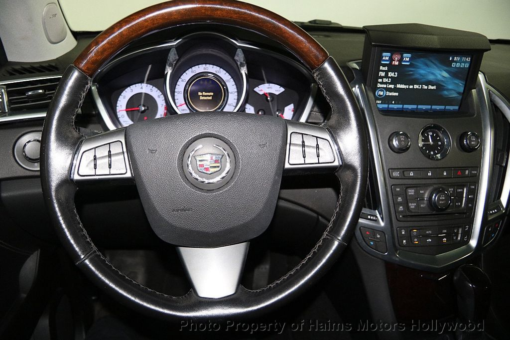 2012 Cadillac SRX FWD 4dr Luxury Collection - 16589510 - 27