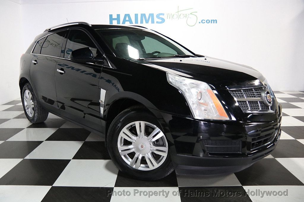 2012 Cadillac SRX FWD 4dr Luxury Collection - 16589510 - 2