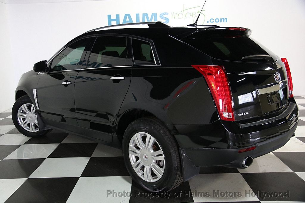 2012 Cadillac SRX FWD 4dr Luxury Collection - 16589510 - 3