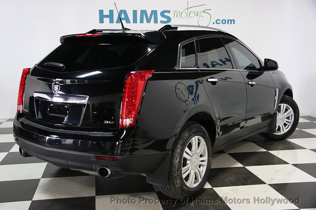 2012 Cadillac SRX FWD 4dr Luxury Collection - 16589510 - 5