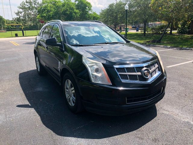 2012 Cadillac SRX FWD 4dr Luxury Collection - Click to see full-size photo viewer