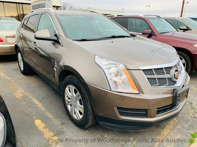 2012 Used Cadillac SRX FWD 4dr Luxury Collection at ...
