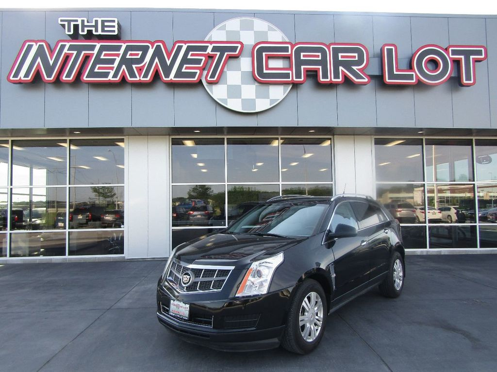2012 Cadillac SRX FWD 4dr Luxury Collection - 17824230 - 0