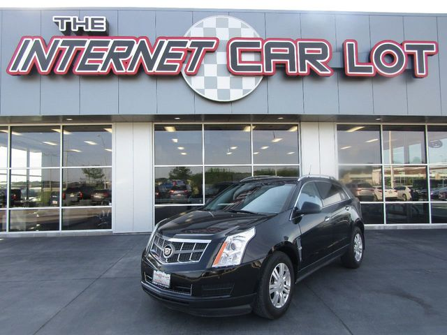 2012 Used Cadillac SRX FWD 4dr Luxury Collection at The Internet Car Lot  Serving Omaha, NE, IID 17824230