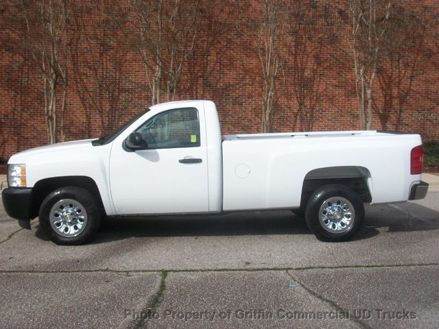 2012 Chevrolet 1500HD LONGBED V8 CRUISE CONTROL LOOK INSIDE BED- HARDLY EVER USED!! SUPER CLEAN